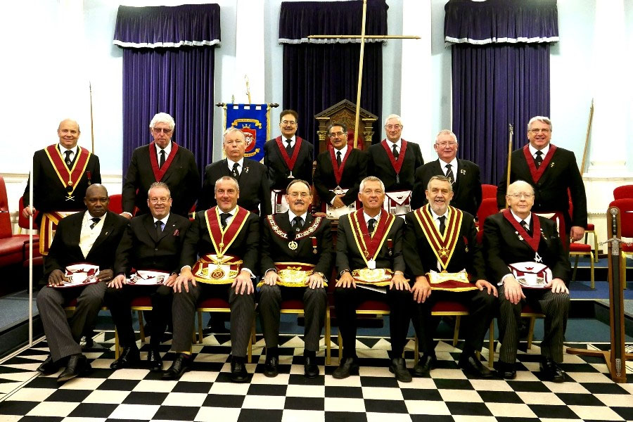 Official Visit to the Rood At Sudtone Sari Court No 106 - Wednesday, 3rd October 2018