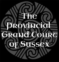 The Provincial Grand Court of Sussex