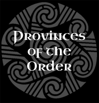 Provinces of the Order
